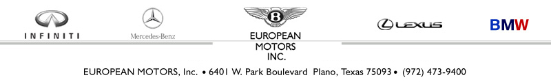 European Motors Inc