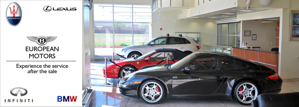 European Motors Inc Homepage Preowned Car Dealership